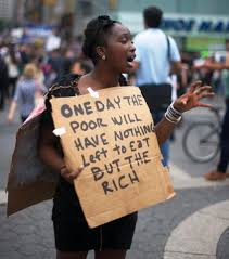 "protest is broken "" occupy wall street co creator  from micah white"