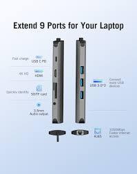 <b>Vention USB</b> C HUB <b>Type C</b> HUB to <b>USB</b> 3.0 Thunderbolt 3 HDMI ...