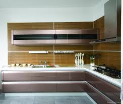 Gloss Black And Red Lacquer Kitchen Cabinet Andrea Outloud - Lacquered kitchen cabinets