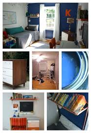 boy bed furniture. Boys Blue Bedroom Tween Makeover See How You Can Create This Cozy . Boy Bed Furniture