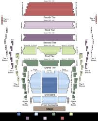Nj Pac Seating Chart New Jersey Performing Arts Center Prudential Hall Tickets