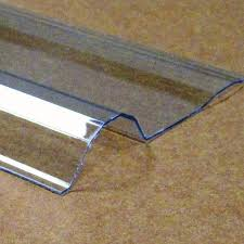clear 38 x 6 corrugated polycarbonate panel model number mr9clear38x6