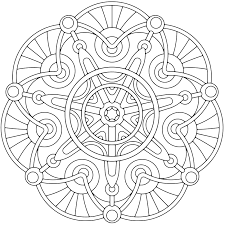 Small Picture Free Printable Coloring Pages For Adults Geometric Coloring Book