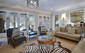 charleston elephant living room decor with synthetic area rugs transitional and zebra rug furnishings