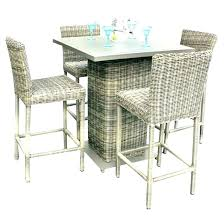 tall patio furniture sets outdoor bar stools and table sets ameliaddrawscom patio furniture tall bistro sets