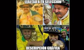 Memes de la derrota de Perú por 2-1 sobre Brasil en la Copa ... via Relatably.com