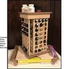 US-Deals Cars 3 Tier <b>Essential Oil</b> Box Case Wood Storage 59 <b>Slots</b> ...