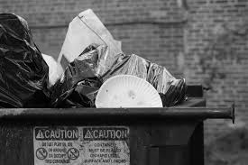 one man s trash the new journal eating garbage