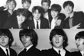 Bts Billboard Chart Bigger Than The Beatles Bts Celebrates 3 Billboard No 1