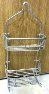 bathroom shower caddy rust proof never rust shower caddy thesunrise club
