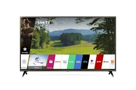 UK6300PUE 4K HDR Smart LED UHD TV w/ AI ThinQ® - 55\ LG 55UK6300PUE: Save up to $200.00 for a Limited Time | USA