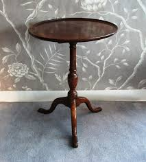 antique mahogany round occasional table small 19th century mahogany occasional table