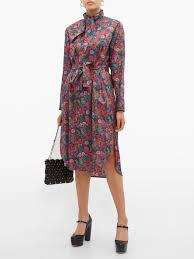 Liberty Print Cotton Dress Vivienne Westwood