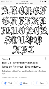 Gothic Machine Embroidery Designs Pin By Kathryn Kennedy Winery On Goth Fonts Embroidery