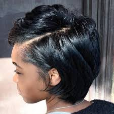 Haircuts Hairstyle best 25 short black hairstyles ideas black 1262 by stevesalt.us