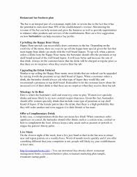 Free Business Plan Template Word Fresh 15 New Business Plan Template ...