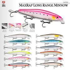 <b>Воблер Плавающий Maxrap Long</b> Range Minnow Mxlm12-Fmu ...
