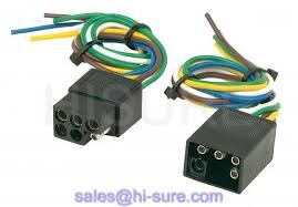 trailer 6 pole way square plug wire harness buy trailer trailer trailer 6 pole way square plug wire harness