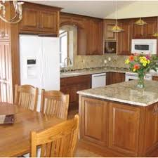 donu0027t worry about replacing your white appliances with stainless they look nice wood kitchen cabinetsoak kitchens wood cabinets and o48 and