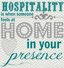 Christian Hospitality Quotes Best of Quotes About Hospitality 24 Quotes
