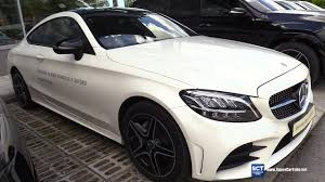Request a dealer quote or view used cars at msn autos. 2020 Mercedes Benz C Class C200 Exterior And Interior Walkaround Youtube