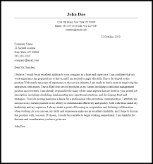 Best End A Cover Letter 75 For Your Simple Cover Letters with End A Cover Letter