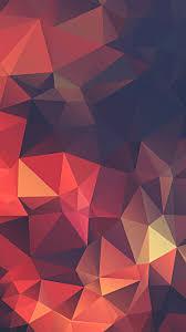 dark polygon iphone 6 background
