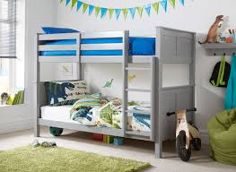 Bunk Bed Hutchin Bunk Bed Grey Dreams