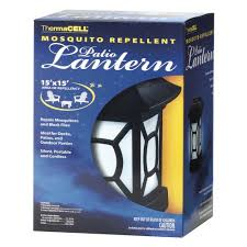 ThermaCELL Mosquito Repellent Patio Lantern (12 hrs)  Alternate Image 1 ...