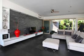 island stone silver quartzitic slate large strip living room wallisland stone silver quartzitic slate large strip