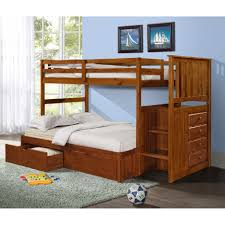 bunk loft beds wayfair bed with storage