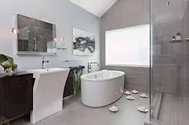 best bathroom remodels. Plain Bathroom Best Bathroom Renovation Interior Designer Lauren Levant Turned A Dated  Master Bathroom Into Sleek Sanctuary On Remodels