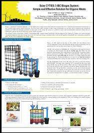 Uniseal Hole Chart How To Build A Solar C Ities Ibc Biodigester Solar C Ities