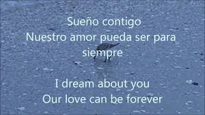 Poem In Spanish Lyrics In Spanish And English