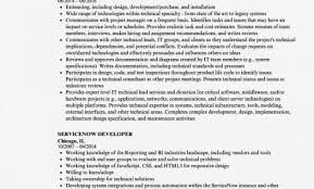 Servicenow Developer Resume Beneficial Best Resume Model Download Gorgeous Servicenow Developer Resume