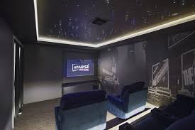 home theater step lighting. Universal Home Theatre Are Proud To Showcase A Recently Completed Job Fully Designed, Supplied And Installed In Harrington Park. Theater Step Lighting G