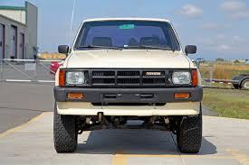 1986 Toyota Turbocharged 4x4 Pickup   Glen Shelly Auto Brokers ...