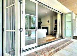 home depot sliding glass door installation cost installing to replace french doors install in exterior wall