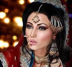 arabic bridal makeup hairstyles tutorial step by step