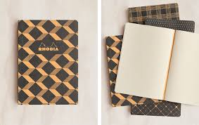 the entire rhodia range is fountain pen friendly and extremely affordable a perfect everyday notebook