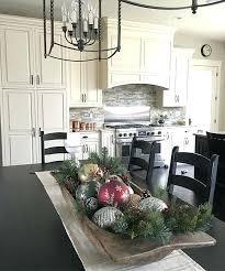 Dough Bowl Decorating Ideas Centerpieces For Kitchen Tables Kitchen Table Decor Ideas Adorable 75