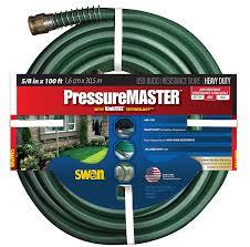 100 foot garden hose. Amazon.com: Swan Pressure Master SN7958100 Premium Heavy Duty 5/8\ 100 Foot Garden Hose