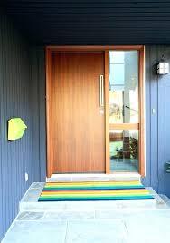 modern wooden front door doors with windows home depot wood glass