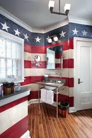 decor americana bathroom
