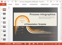 Infographics For Powerpoint Animated Process Infographics Powerpoint Template