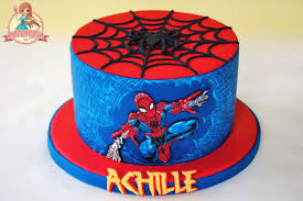 The Amazing Spiderman Cake Cake By Sweetlin Cakesdecor