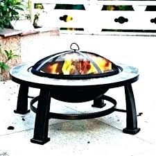 wrought iron fire pit outdoor tools phenomenal sets place covers home interior table