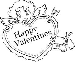 San Valentino Disegni Da Colorare E Da Stampare Con Rosa Da Colorare