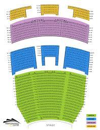 Ou Seating Chart Broken Arrow Performing Arts Center Broken Arrow Oklahoma