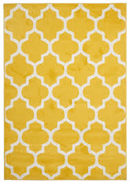 mia  yellow modern indoor outdoor rug  rugtastic